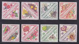 CAMEROUN TAXE N°   35 à 50, AERIENS N° 58 ** MNH Neufs Sans Charnière, TB (D7519) Flore, Fleurs Diverses 1963 - Cameroon (1960-...)