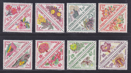 CAMEROUN TAXE N°   35 à 50, AERIENS N° 58 ** MNH Neufs Sans Charnière, TB (D7519) Flore, Fleurs Diverses 1963 - Camerún (1960-...)