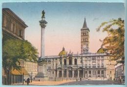 Roma Basilica Di S: Maria Maggiore - Churches & Convents