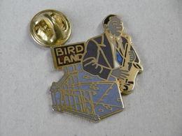 """Pin's - Musique JAZZ """"BIRD LAND """" Saxophone - Démons Et Merveilles - Music"""