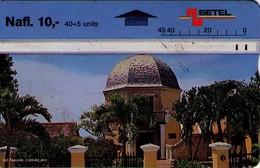 TARJETA TELEFONICA DE CURACAO (ANTILLAS HOLANDESAS) 803A, OCTAGON. (002) - Antilles (Netherlands)