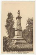 62 - Avion     Monument Commémoratif De La Catastrophe De Courrières - Avion