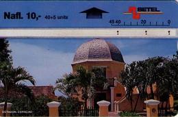 TARJETA TELEFONICA DE CURACAO (ANTILLAS HOLANDESAS) 502A, OCTAGON. (004) - Antilles (Netherlands)