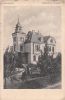 Postcard Haus Goetze, Burschei Bei Köln With A Traincancel Remscheid - Orladen 1919   (G81-119) - Koeln