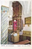 SAFAD, ARI SYNAGOGUE. PALPHOT. CIRCA 1960's.- BLEUP - Israël