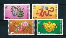 Hong Kong (Británico)  Nº Yvert  547/50  En Nuevo - Unused Stamps