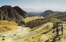 NEGEB. MOUNTAINS ON THE ROAD TO EILAT. PALPHOT. CIRCA 1960's.- BLEUP - Israël