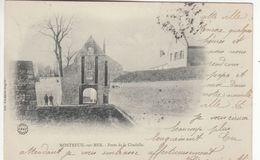 Cp , 62 , MONTREUIL-sur-MER , Porte De La Citadelle - Montreuil