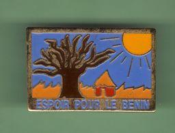 ESPOIR POUR LE BENIN *** 0040 - Associations