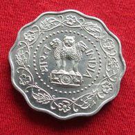 India 10 Paise 1971 B KM# 27.1  Inde Indie - India