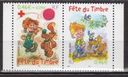 France - 2002  - Journée Du Timbre - Issu De Carnets - N° P3467A  -  Neufs ** - MNH - Frankrijk