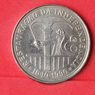 PORTUGAL 100 ESCUDOS 1990 -    KM# 651 - (Nº23858) - Portugal