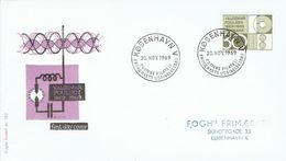 DENMARK # FDC FROM 1969 - FDC
