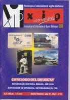 REVISTA XIP Nº18  CON EL CATÁLOGO DE TARJETAS TELEFONICAS DE URUGUAY - Tarjetas Telefónicas