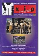 REVISTA XIP Nº17  CON EL CATÁLOGO DE TARJETAS TELEFONICAS DE GUATEMALA - Tarjetas Telefónicas