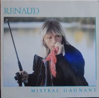 """Renaud 33t. LP """"mistral Gagnant"""" - Other - French Music"""