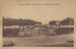 Saint-Hilaire-le-Grand 51 - Cimetière Militaire Russe Guerre 14-18 - Russia - Military Cemetery - Photo Paulus - France