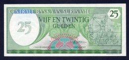 Banconota Suriname 25 Gulden - Surinam