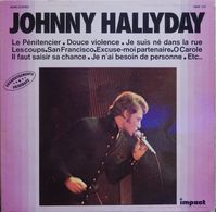 """Johnny Hallyday 33t. LP """"le Penitencier"""" - Other - French Music"""