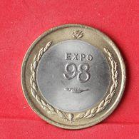 PORTUGAL 200 ESCUDOS 1998 -    KM# 706 - (Nº23861) - Portugal