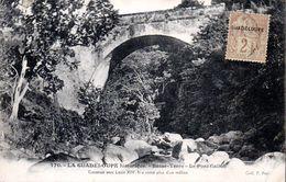 GUADELOUPE N° 15 Seul Sur Carte Postale. Très Bien Centré. TTB - Guadeloupe (1884-1947)