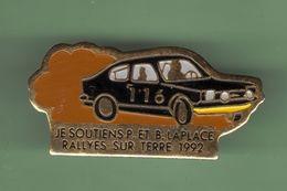 RALLYES SUR TERRE 1992 *** P. Et B. LAPLACE *** 0041 - Car Racing - F1