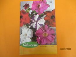 Catalogue/VILMORIN/ Graines De Fleurs Pour La Beauté De Votre Jardin/Printemps 1966     CAT231 - Garden