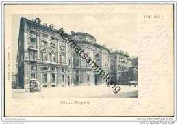 Torino - Palazzo Carignano - Palazzo Carignano