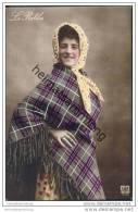 Espana - La Robles - Spanische Künstlerin - Foto-AK Handkoloriert Ca. 1910 - Artiesten