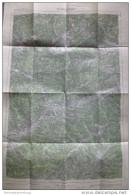 104 Mürzzuschlag 1947 - Provisorische Ausgabe Der Österreichischen Karte 1:50.000 - Herausgegeben Vom Bundesamt Für Eich - Mapamundis