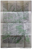 110 Nofels - Provisorische Ausgabe Der Österreichischen Karte 1:50.000 - Herausgegeben Vom Bundesamt Für Eich- U. Vermes - Mapamundis