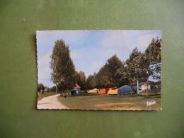 CPSM INDRE CHABRIS LE CAMPING 1965 BON ETAT - Andere Gemeenten