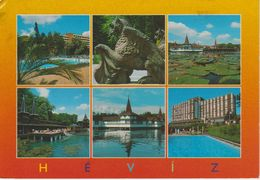 (HON121)  HEVIZ. HUNGARY - Hungría