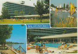 (HON128)  BALATONFURED ... UNUSED - Hungría