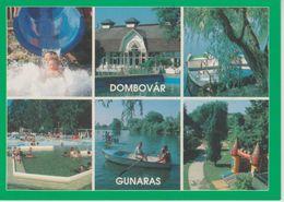 (HON132)  DOMBOVAR. GUNARAS - Hungría