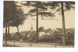 Deigne L'Eglise Au Centre Du Village - Aywaille