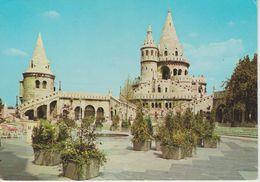 (HON134)  BUDAPEST. FISHERMEN'S BASTION - Hungría
