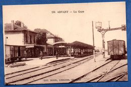 Arvant   / La Gare - Otros Municipios
