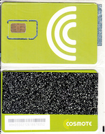 ROMANIA - Cosmote GSM, Chip Cos3, Mint - Roumanie