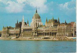 (HON141)  BUDAPEST. PARLIAMENT BUILDING ... UNUSED - Hungría