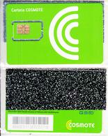ROMANIA - Cosmote GSM, Chip Cos10, Mint - Romania