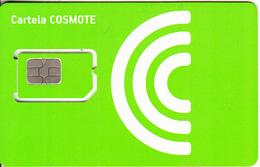 ROMANIA - Cosmote GSM, Chip Cos5, Mint - Romania