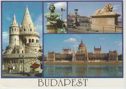 (HON143)  BUDAPEST. - Hungría