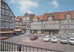 Lüchow - Langestrasse  - Markt    - 39855 - Luechow
