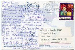 New Zealand - Postcard - Carte Postale - Unclassified