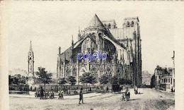 75 - Ancien Paris - Abside De L'Eglise Notre-Dame En 1850, Avant La Reconstruction De La Flèche - Lotes Y Colecciones