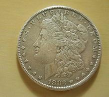 USA 1 Dollar 1883 Silver - Federal Issues