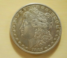 USA 1 Dollar 1885 Silver - Federal Issues