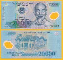 Vietnam 20000 (20'000) Dong P-120 2017 UNC - Vietnam