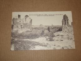 Guerre 1914 - 18.Vimy.Ruines De La Cité Des Mines.Envoyée En 1925. - France